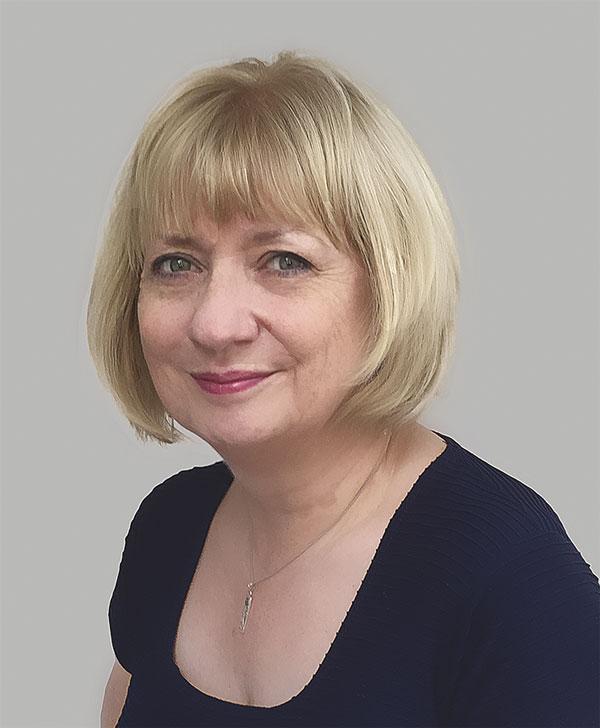 Mary Hammond, Editor